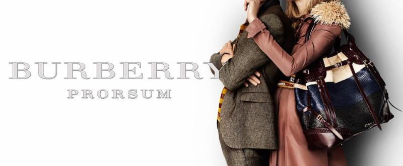 8c94607d7f5 Burberry Prorsum